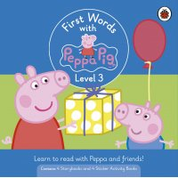 First Words with Peppa Level 3 Box Set