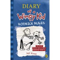 Diary of A Wimpy Kid: Rodrick Rules [Book 2]