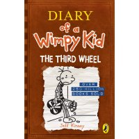 Diary of A Wimpy Kid: The Third Wheel [Book 7]
